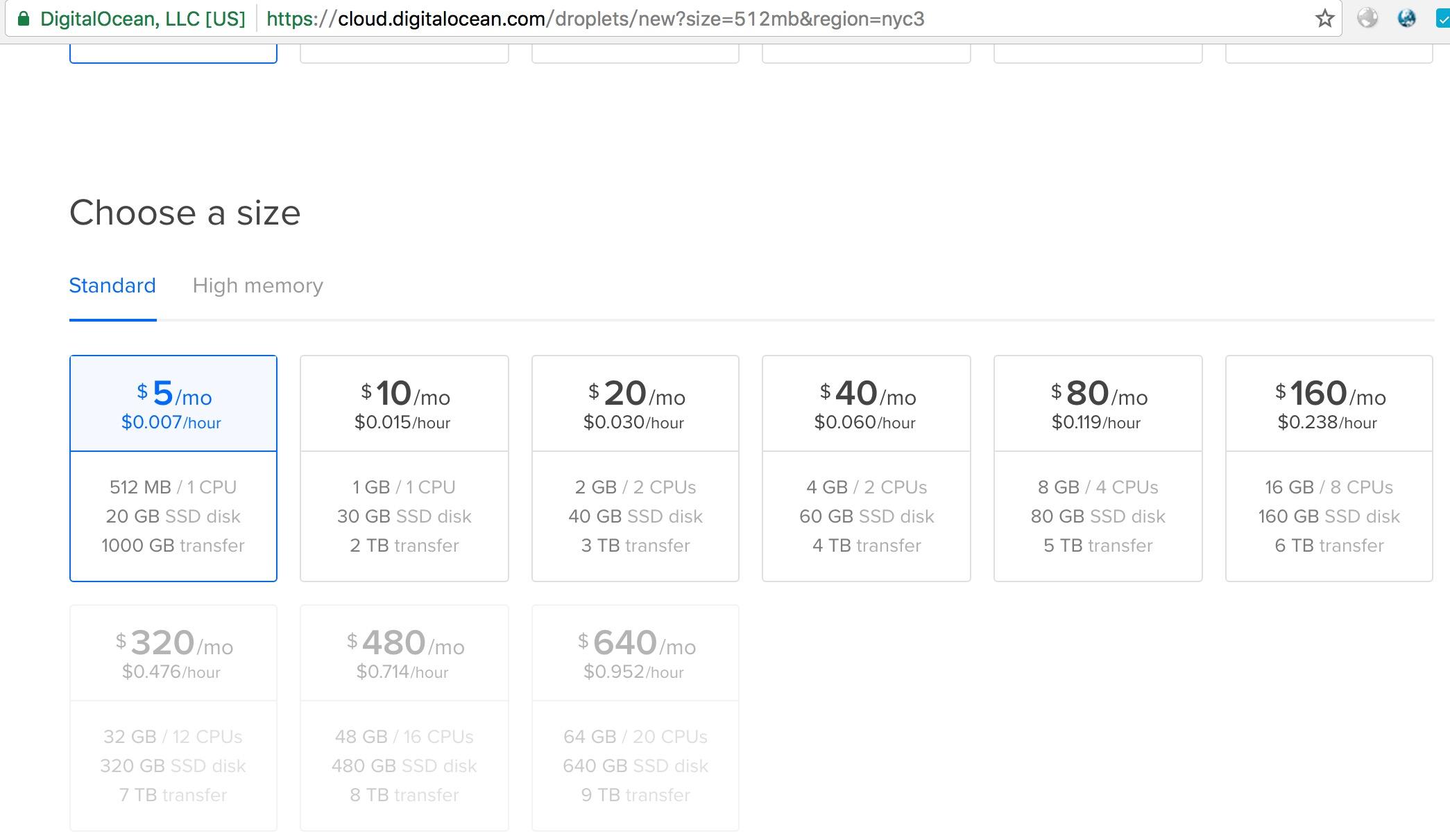 在DigitalOcean上搭建Shadowsocks来实现稳定靠谱的科学上网